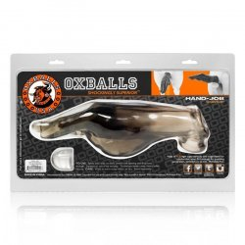 Oxballs Handjob Cock Sheath - Smoke 5 Product Image
