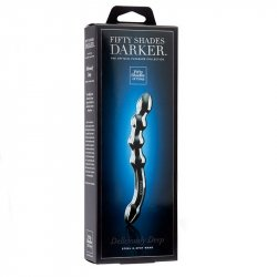 Fifty Shades Darker Collection: Deliciously Deep Steel Wand 10 Product Image