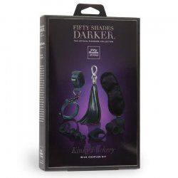 Fifty Shades Darker Collection: Kinky Fuckery Wild Couples Kit 14 Product Image