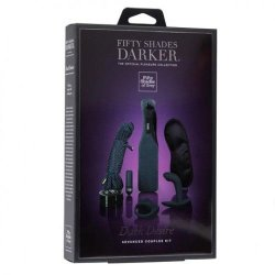 Fifty Shades Darker Collection: Desire Advanced Couples Kit 14 Product Image