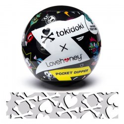 Tokidoki Pocket Dipper Pleasure Cup - Bones Texture 1 Product Image