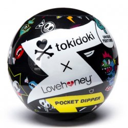 Tokidoki Pocket Dipper Pleasure Cup - Bones Texture 3 Product Image