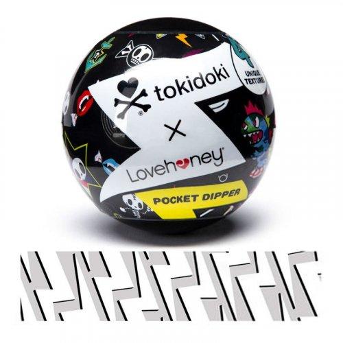Tokidoki Pocket Dipper Pleasure Cup - Flash Texture 1 Product Image