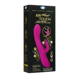 Cloud 9 Air Touch Clit Suction Rabbit Vibe 5 Product Image