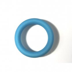 Rascal: The Brawn Cockring - Glow in the Dark - Blue 4 Product Image