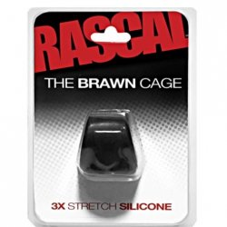 Rascal: The Brawn Cage - Black 1 Product Image