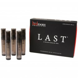 Last: A Duration Spray - Five 2ml. Bottles 2 Product Image