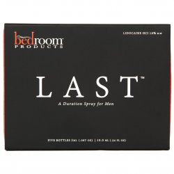 Last: A Duration Spray - Five 2ml. Bottles 3 Product Image