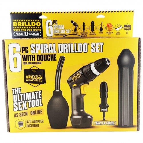 Drilldo 6 Piece Spiral Starter Set 1 Product Image