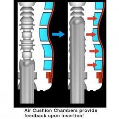Tenga Air Tech Reusable Vacuum Cup - Regular 5 Product Image
