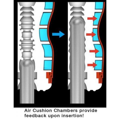 Tenga Air Tech Reusable Vacuum Cup - Ultra 4 Product Image