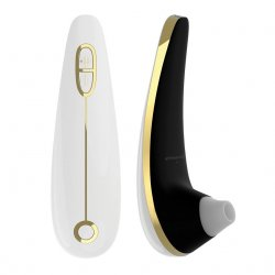 Womanizer + Plus - White/Gold 6 Product Image