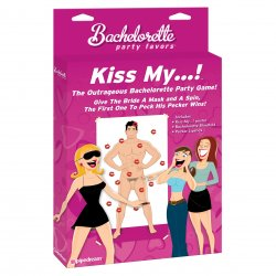 Bachelorette Party Favors Kiss My... Game 3 Product Image