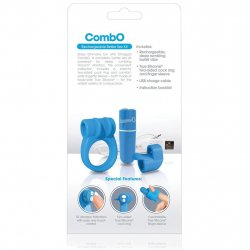 Screaming O Charged CombO Kit #1 - Blue 5 Product Image