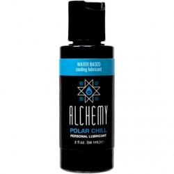 Alchemy Polar Chill Water Based Cooling Lube - 2oz. Product Image