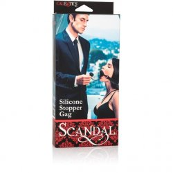 Scandal Silicone Stopper Gag 3 Product Image