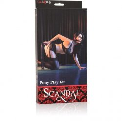 Scandal Pony Play Kit 4 Product Image