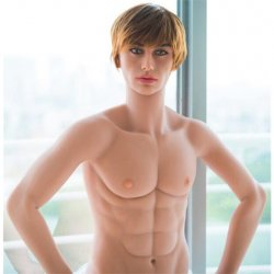 NextGen Dorian Ultra Premium Male Love Doll 2 Product Image