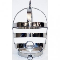 Rapture: Stainless Steel Head Cage 1 Product Image