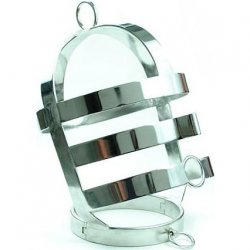 Rapture: Stainless Steel Head Cage 2 Product Image
