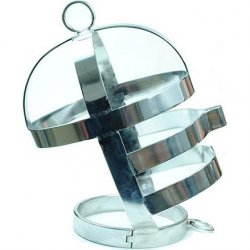 Rapture: Stainless Steel Head Cage 3 Product Image