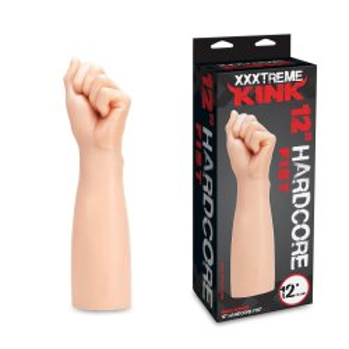 """12"""" Hardcore Fist 1 Product Image"""