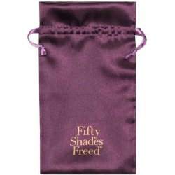 Fifty Shades Freed: Deep Inside Rechargeable Classic Wave Vibrator 4 Product Image