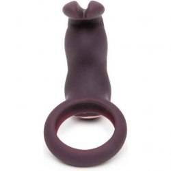 Fifty Shades Freed: Lost in Each Other Rechargeable Rabbit Love Ring 3 Product Image