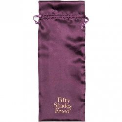 Fifty Shades Freed: Come to Bed Rechargeable Slimline Rabbit Vibrator 7 Product Image