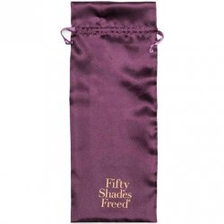 Fifty Shades Freed: It's Divine Glass Beaded Dildo - Black 6 Product Image