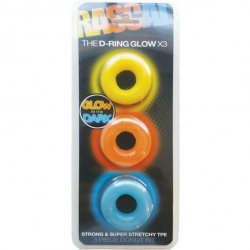 Rascal: The D-Ring Glow X3 - 3 pack 3 Product Image