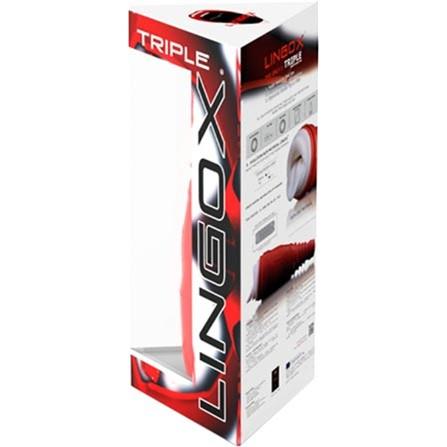 Lingox Triple Masturbator - Extreme 5 Product Image