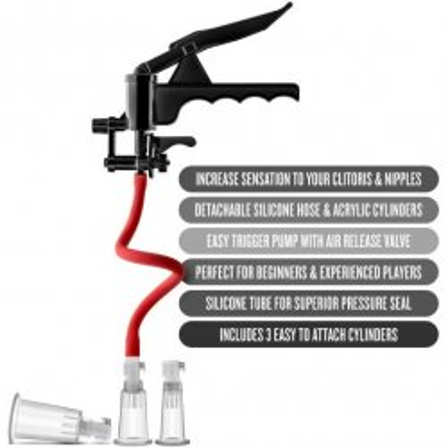 Temptasia: Clitoris Pleasure and Enhancement System 7 Product Image