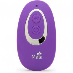 Maia - Syrene Remote Control Luxury Bullet Vibrator - Purple 4 Product Image