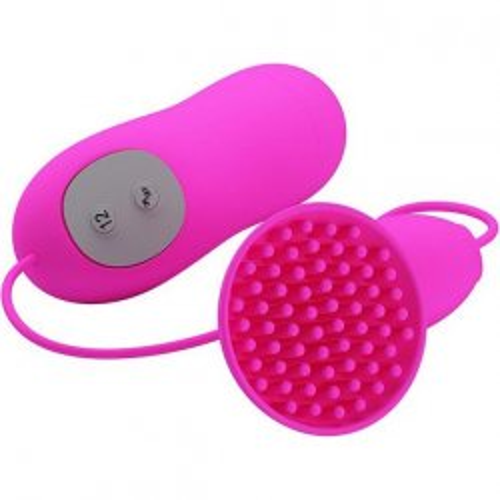 Pretty Love - Brady Clit Vibrator - Fuchsia 3 Product Image