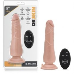 Dr. Skin 9 inch 10 Function Wireless Remote Dildo 3 Product Image