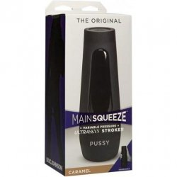 Main Squeeze Original Caramel UltraSkyn Pussy 5 Product Image
