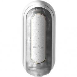 Tenga Flip 0-Zero Electronic Vibration Stroker - White Product Image