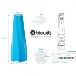 Blewit V2 Men's Pleasure & Performance Male Masturbator System 11 Product Image