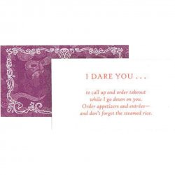 I Dare You Cards 2 Product Image