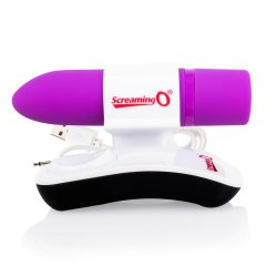 Screaming O - Positive Remote Control Vibe - Purple 4 Product Image