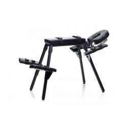 Obedience Extreme Sex Bench with Restraint Straps Product Image