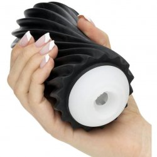 Tenga Flex - Rocky Black 10 Product Image