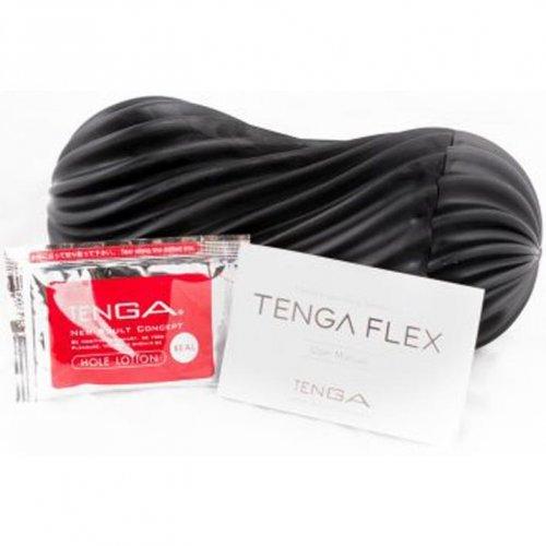 Tenga Flex - Rocky Black 12 Product Image