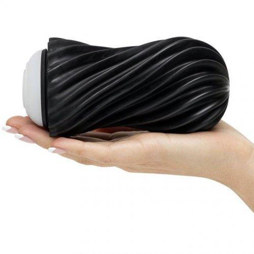 Tenga Flex - Rocky Black 7 Product Image