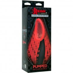 Kink - Pumped Rechargeable Automatic Vibrating Pussy Pump 4 Product Image