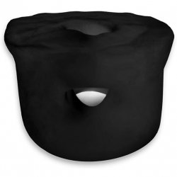 Perfect Fit: The Bumper Base & Donut - Black 3 Product Image