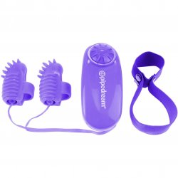 Neon Luv Touch Finger Fun - Purple 2 Product Image