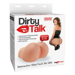 Pipedream Extreme Toyz Dirty Talk Interactive Mini Fuck Me Silly 1 Product Image