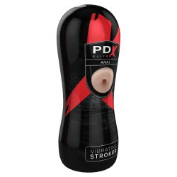 PDX Elite Vibrating Anal Stroker 2 Product Image